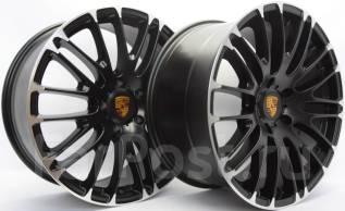 """Porsche. 8.5/10.0x20"""", 5x112.00, ET28/20, ЦО 66,6мм."""