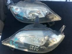 Фара. Mazda Demio, DY5R, DY3R, DY5W, DY3W Двигатели: ZJVE, ZYVE