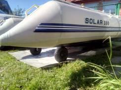 Solar 380. Год: 2014 год, длина 380,00м., двигатель подвесной, бензин