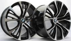 BMW X5. 10.0/11.0x22, 5x120.00, ET40/35, ЦО 74,1мм.