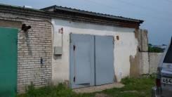Гаражи капитальные. дальняя 41 к2, р-н Биробиджанский, 26 кв.м., электричество, подвал.