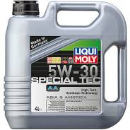 Liqui moly Special Tec AA. Вязкость 5W-30, гидрокрекинговое