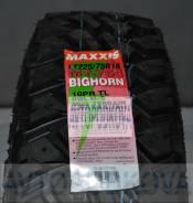Maxxis Bighorn. Грязь MT, 2016 год, без износа, 4 шт