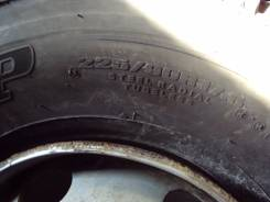 Dunlop Dectes SP001. Зимние, без шипов, 2013 год, износ: 10%, 2 шт