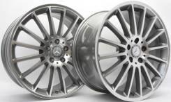 Mercedes AMG. 8.0/9.0x19, 5x112.00, ET43/35, ЦО 66,6мм.