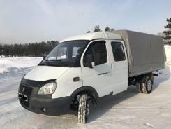 ГАЗ Газель Фермер. Продается новый автомобиль Газель Фермер 3м., 2 700 куб. см., 1 500 кг.