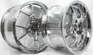 Разно широкие OE Wheels 8182233 R18 J9/10 ET+24/22 5Х114,3 [1835/1836]. 9.0/10.0x18, 5x114.30, ET24/22, ЦО 70,8мм.