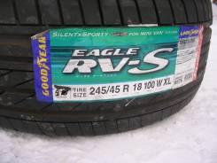 Goodyear Eagle RV-S. Летние, 2012 год, без износа, 4 шт