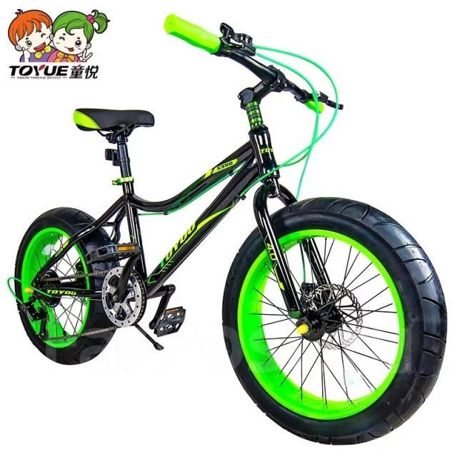 фото велосипед с широкими колесами