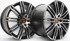 Porsche. 9.5/11.0x20, 5x130.00, ET55/67, ЦО 71,6мм.