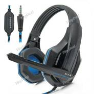 Ovann X1 3D резки Design игровые наушники с микрофоном. Под заказ