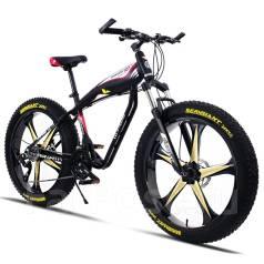 Детский велосипед на широких колесах