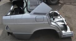 Задняя часть автомобиля. Mercedes-Benz C-Class
