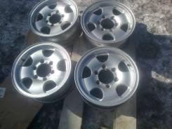 Bridgestone. 6.5x15, 6x139.70, ET28, ЦО 110,0мм.
