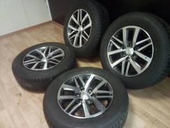 Toyota Hilux Surf. 7.5x18, 6x139.70, ET35, ЦО 110,1мм.