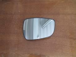 Стекло зеркала заднего вида бокового. Hyundai Solaris