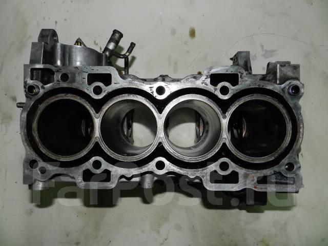 Блок цилиндров. Toyota Cami, J100E Daihatsu Terios, J100G Двигатель HCEJ