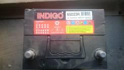 Indigo. 60 А.ч., правое крепление, производство Корея