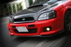 Сплиттер. Subaru Legacy, BE5, BH5