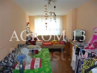 1-комнатная, улица Карбышева 22а. БАМ, агентство, 41 кв.м.