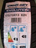 Uniglory Evolution. Летние, 2016 год, без износа, 4 шт. Под заказ