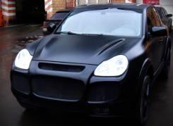 Обвес кузова аэродинамический. Porsche Cayenne, 955. Под заказ