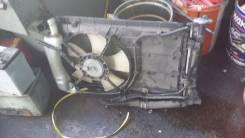 Радиатор охлаждения двигателя. Mitsubishi Colt, Z27A Двигатель 4G15. Под заказ