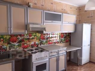 2-комнатная, улица Заречная 14а. Сах.поселок, агентство, 61 кв.м. Кухня