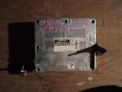 Блок управления двс. Toyota Ipsum, ACM26 Двигатель 2AZFE