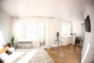 1-комнатная, улица Семеновская 30. Центр, 30 кв.м. Комната