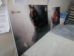 "Лакированные картины ХК ""Амур"" со скрытым крепежом. Под заказ"