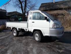 Toyota Town Ace. 4WD, борт 1 тонна, 1 800 куб. см., 1 000 кг.
