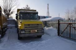 Scania. Самосвал Скания Т124, 11 705 куб. см., 30 000 кг.