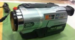 Sony DCR-TRV140E. Менее 4-х Мп, без объектива