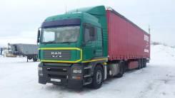 MAN TGA. Продаю 2005г. в., 11 967 куб. см., 18 000 кг.