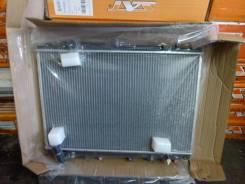 Радиатор охлаждения двигателя. Mitsubishi Challenger, K99W, K96W Mitsubishi Montero Sport Двигатели: 6G74, 6G72