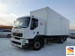 Volvo. Грузовой автофургон FES 6x2, 7 146 куб. см., 15 630 кг.