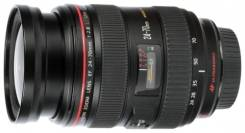 Canon 24-70 2.8L. Для Canon, диаметр фильтра 77 мм