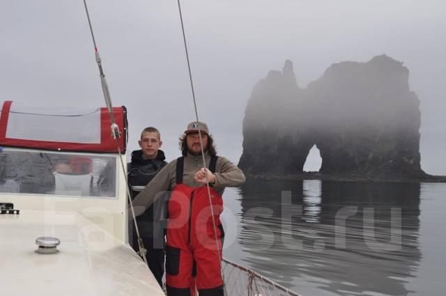 Морские Экспедиции по Дальневосточному Региону!
