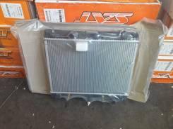 Радиатор охлаждения двигателя. Toyota: Vitz, Ractis, Yaris, ist, Belta, Scion Двигатели: 2NZFE, 1NZFE, 2ZRFE