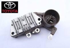 Реле генератора. Toyota: Cynos, Sprinter Trueno, Lite Ace, Corona, Crown, Chaser, Estima Lucida, Corsa, Corolla Levin, Previa, Corolla FX, Carina, 4Ru...