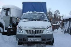 ГАЗ 330202. Продам Газ 330202, 2 400 куб. см., 1 250 кг.