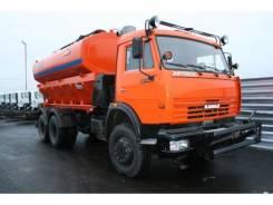 Завод ДМ. Дорожно-комбинированная машина КО-823 на шасси Камаз 65115-773082-42
