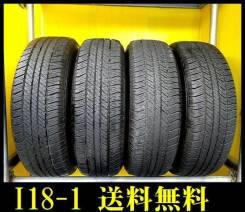Bridgestone Dueler H/T D684. Летние, 2015 год, износ: 10%, 4 шт