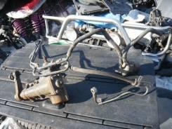 Рулевой редуктор угловой. Mitsubishi Pajero