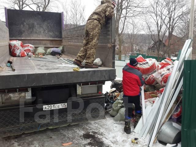 Вывоз грунта, строительного мусора, самосвалами 5-20 кубов