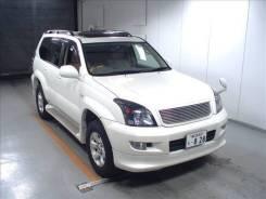 Решетка радиатора. Toyota Land Cruiser Toyota Land Cruiser Prado, KDJ121W, GRJ125W, GRJ125, KDJ120, GRJ120W, KDJ121, GRJ121, GRJ121W, KDJ125W, GRJ120...