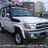Шноркель. Toyota Land Cruiser, HZJ76, VDJ76, HZJ76L, HZJ76K, GRJ76K, FZJ76 Двигатели: 1HZ, 1VDFTV, 1FZFE, 1GRFE. Под заказ