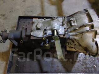 Механическая коробка переключения передач. Nissan Atlas, AF22 Двигатель TD27