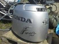 Honda. 90,00л.с., 4х тактный, бензин, нога X (635 мм), Год: 2006 год